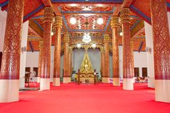 House of worship, Thai temple Stock Images