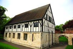 House& x27 de la huésped; de St Mary y de x27; abadía de s, York, Inglaterra Fotos de archivo