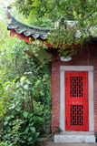 House in xiamen nanputuo temple Royalty Free Stock Photos