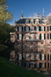 House Zypendaal. In Arnhem, The Netherlands. Situated in a beautiful park in the middle of the city stock photos