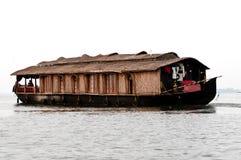 houseboat Fotografering för Bildbyråer