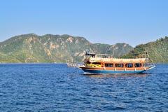 Houseboat Στοκ Εικόνες