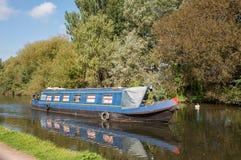 houseboat Obraz Royalty Free
