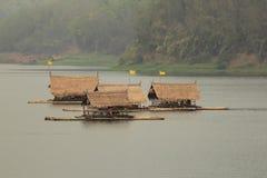 houseboat Fotografia Stock