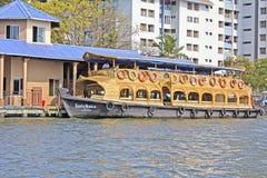 Houseboat Stock Photography