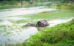 Houseboat. Stock Image