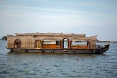 Houseboat resort Royalty Free Stock Photos