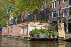 houseboats imagens de stock royalty free