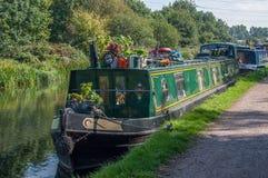 houseboats fotografia de stock royalty free