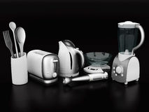 Household appliances Royalty Free Stock Photo