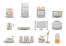 Household Appliances Royalty Free Stock Image