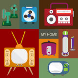 Household appliances Stock Photos