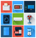Household Appliances icon Royalty Free Stock Photography