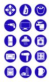 Household appliances Stock Image