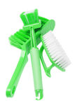 Household Brushes Stock Photo