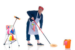 Free Household By Man Stock Photography - 5977802