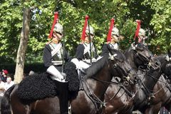 Household Cavalry Royalty Free Stock Photography