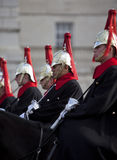 Household Cavalry Royalty Free Stock Image