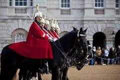 Household Cavalry Stock Photos