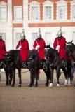 Household Cavalry Stock Photo
