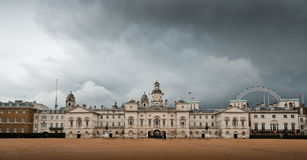 The Household Cavalry Museum Stock Image