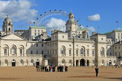 Household cavalry museum in London Stock Images