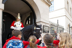 Household Cavalry Museum Royalty Free Stock Images