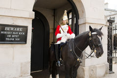 Household Cavalry Museum Royalty Free Stock Photo