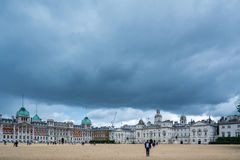 The Household Cavalry Museum Royalty Free Stock Photography
