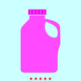 Household chemicals  set  it is color icon . Royalty Free Stock Image
