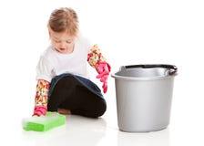 Household Chores Royalty Free Stock Photo