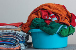Household chores. Royalty Free Stock Photography