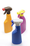 Household Cleaners Royalty Free Stock Image