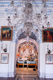 Household Durga Festival of Kolkata Royalty Free Stock Photo