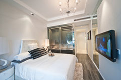 Household furniture, interior decoration Stock Image