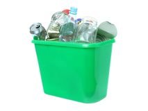 Household garbage Royalty Free Stock Photos