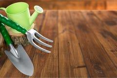 Household gardening Royalty Free Stock Image