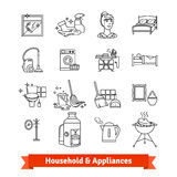 Household and Home appliances Royalty Free Stock Image