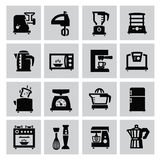 Household icon Stock Image