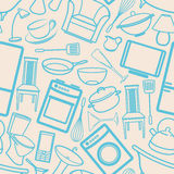 Household items Royalty Free Stock Image