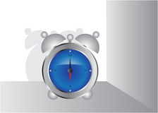 Household items, alarm clock. Stock Image