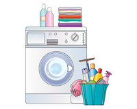 Household items Royalty Free Stock Photo