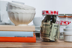 Household saving Royalty Free Stock Photography