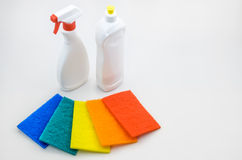 Household Scrub Set 03 Royalty Free Stock Photography