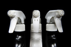 Household sprays for economic works Stock Photography