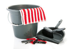 Households objects Royalty Free Stock Images