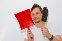 Househusband Royalty Free Stock Photos