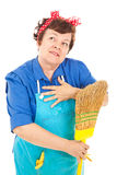 Housekeeper's Fantasy Stock Photos