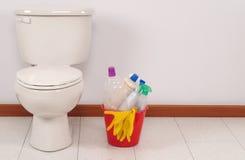 housekeeping zdjęcie stock