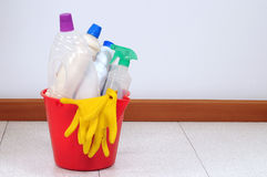Housekeeping Royalty Free Stock Photo